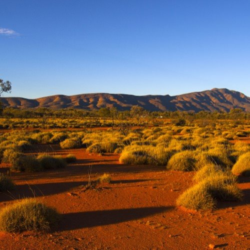 Trending Outback Colours